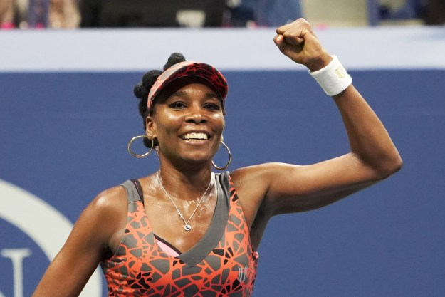 🚨🚨🚨 VENUS WILLIAMS IS INTO THE US OPEN SEMIFINALS 🚨🚨🚨