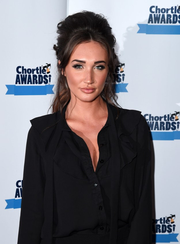 This is Megan McKenna, Essex resident and reality TV royalty.