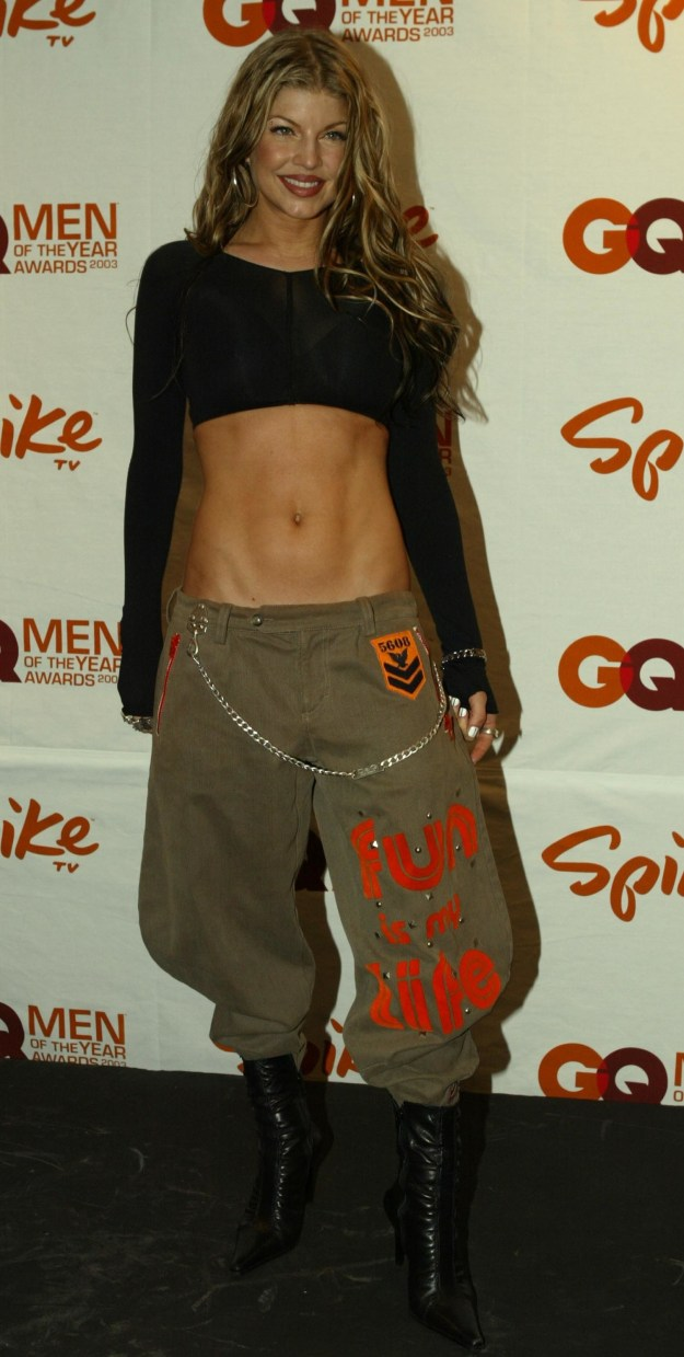 GQ Men of the Year Awards in 2003: