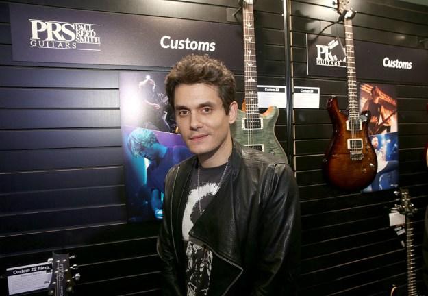 This is John Mayer.
