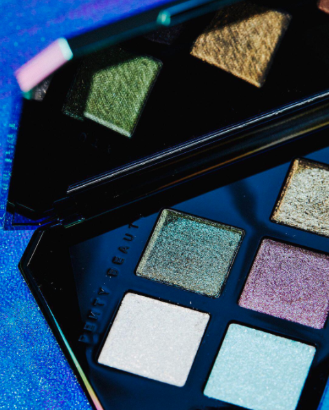 "The Galaxy palette is a major standout with ""14 celestial-inspired colors that range from sheer, glittering topcoats to smoky, shimmer-drenched hues."""
