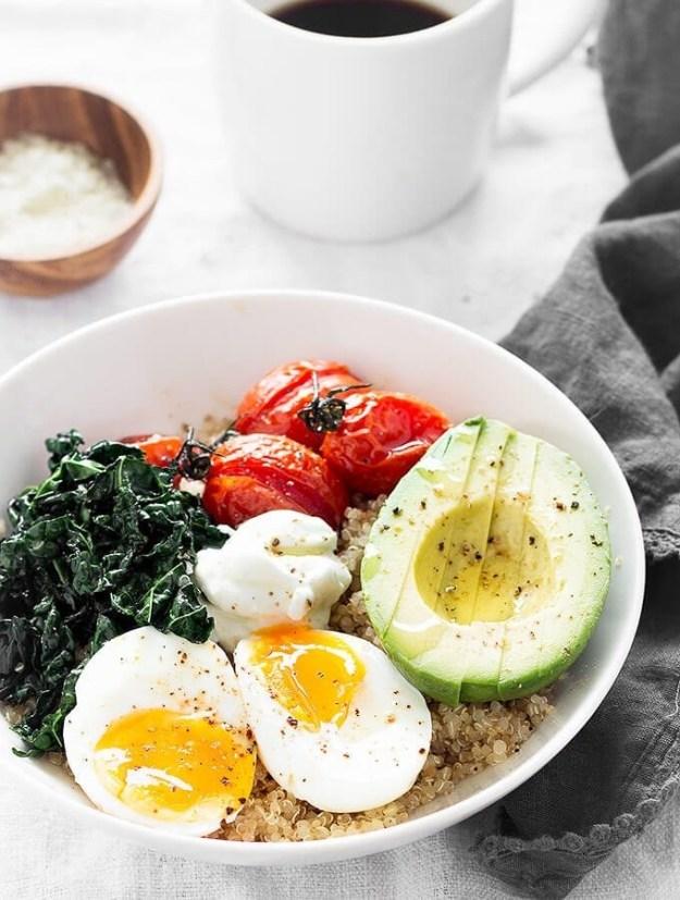 Quinoa Breakfast Bowls