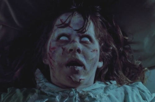 Actress Mercedes McCambridge swallowed raw eggs, drank whiskey, and smoked copious amounts of cigarettes in order to produce the demon voice in The Exorcist.
