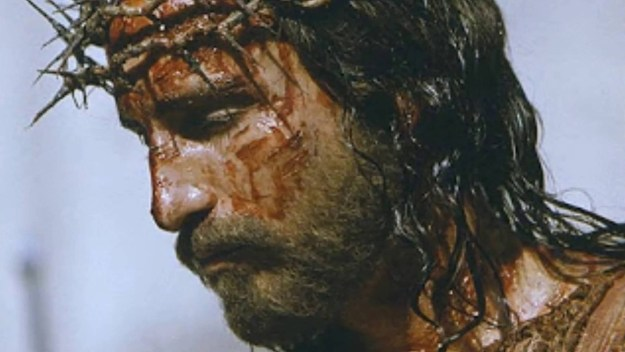 """During the filming of The Passion of the Christ, Jim Caviezel, who played Jesus, and assistant director Jan Michelini were struck by lighting. They were not seriously injured. However, according to the producer of the film, there was """"smoke coming out of Caviezel's ears."""""""