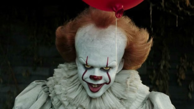 And this is Pennywise, the killer clown from the very popular movie It.