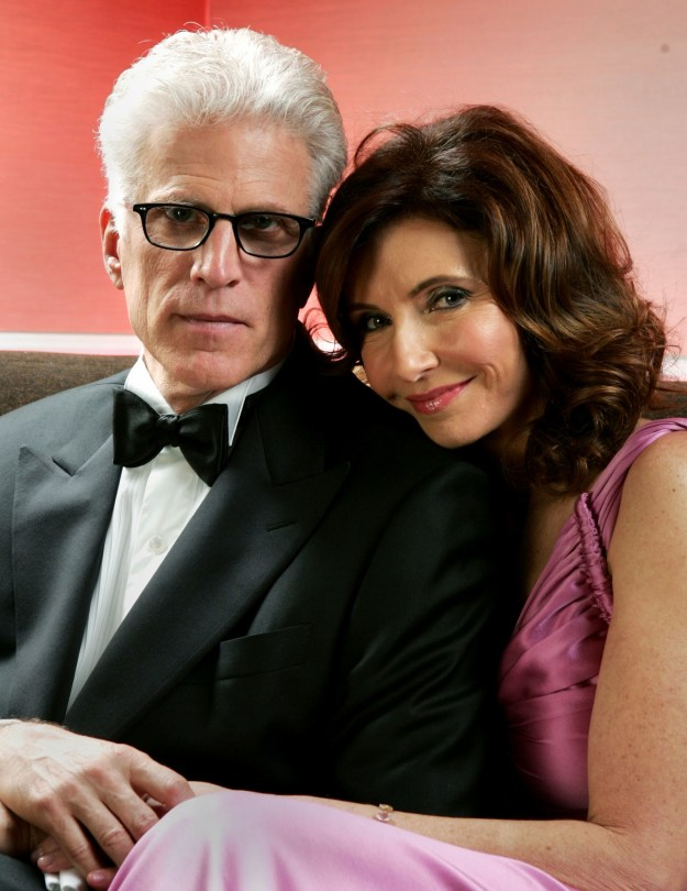 Then look no further than Ted Danson and Mary Steenburgen.
