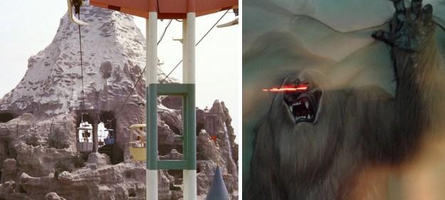 Two people have died on Disneyland's Matterhorn in California.