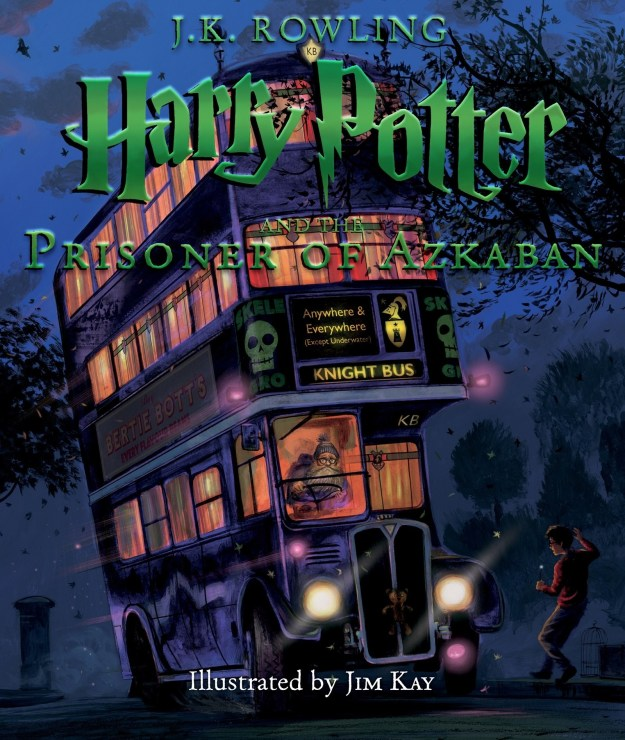Or how about a ~magically~ illustrated copy of their favorite Harry Potter installment?