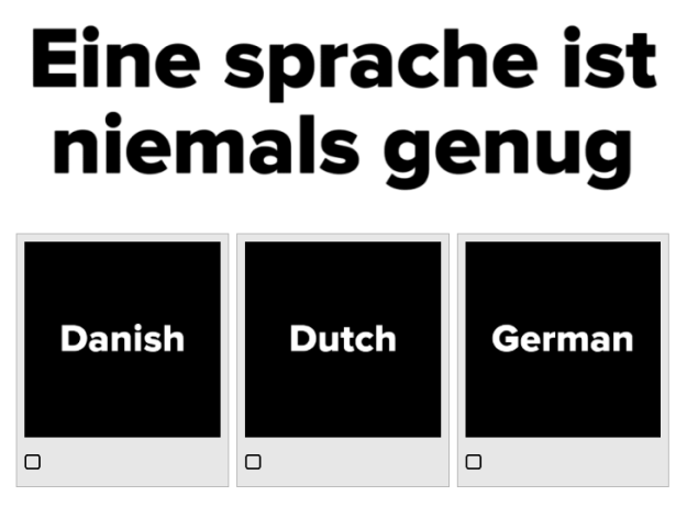 """Want to challenge yourself? Take this super tricky """"guess the language"""" quiz."""