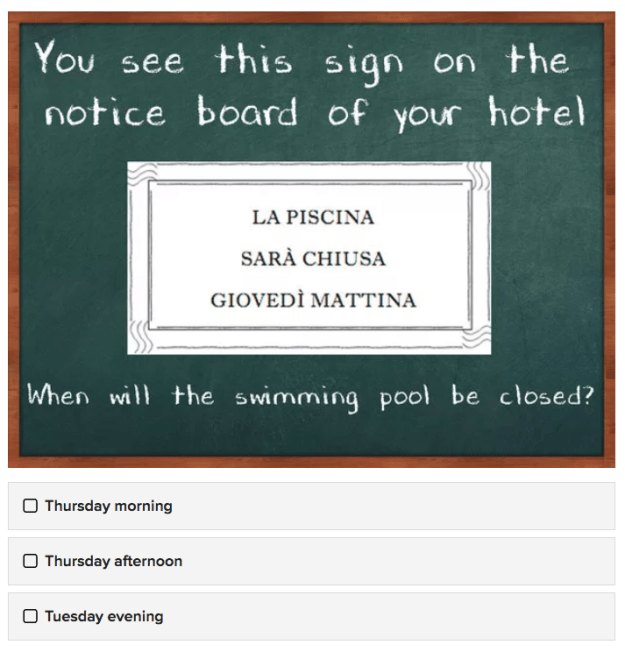 Think your Italian is good enough to pass this basic quiz?