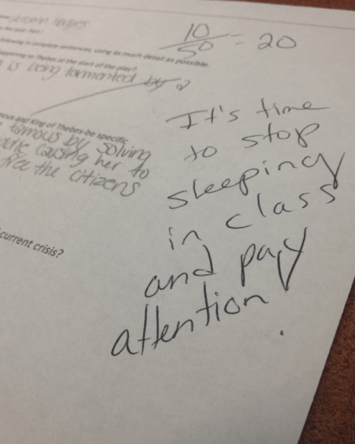 This guy, who was called out on his paper: