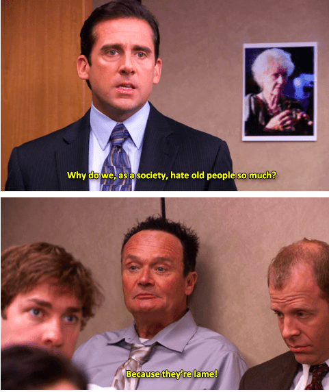 When Creed was feeling ~young~: