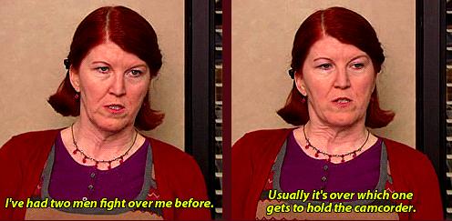 When Meredith got a little too honest: