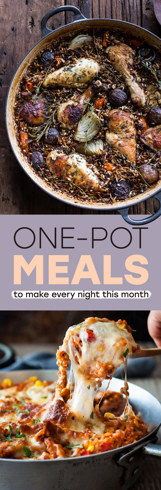 31 one pot dinners to develop every night in december by buzzfeed zo burnett buzzfeed forumfinder Gallery