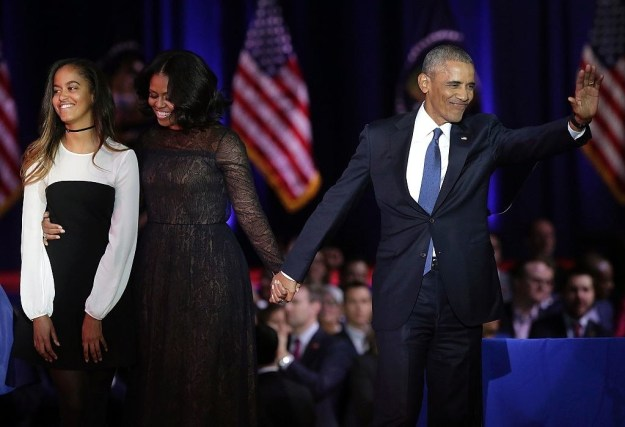 COOL: The Obamas