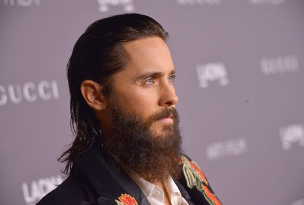 NOT COOL: Jared Leto