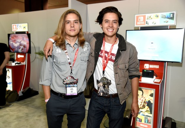 COOL: The Sprouse Twins