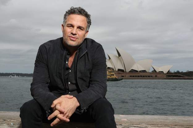 COOL: Mark Ruffalo