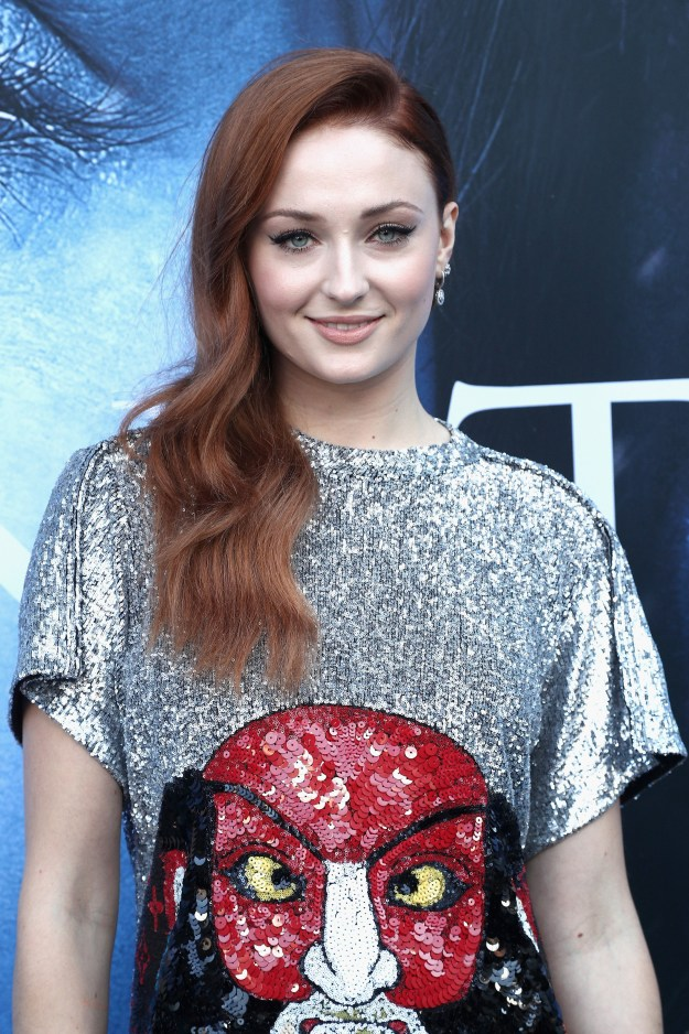 But they weren't the only ones! Game of Thrones star Sophie Turner, who knows a thing or two about growing up as a child actor in the spotlight, just came to Finn's defense.