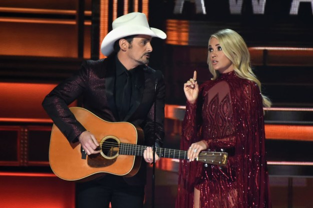 "In case you missed the CMA Awards on Wednesday night, people were pretty surprised about the opening monologue,  which included a song about ""covfefe."""
