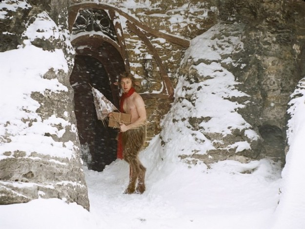 I am telling you, even in The Chronicles of Narnia, this fawn could GET IT.
