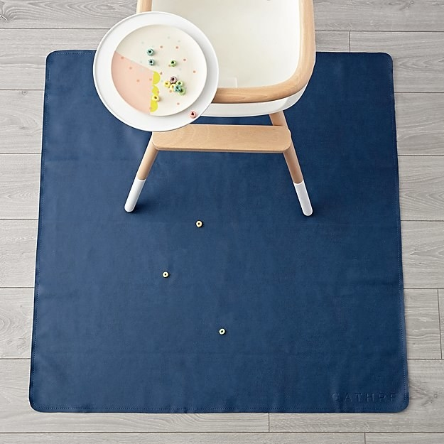 Or perhaps it was one of those really nice Gathre mats that solved your dirty-floor woes, and was surprisingly easy to clean.