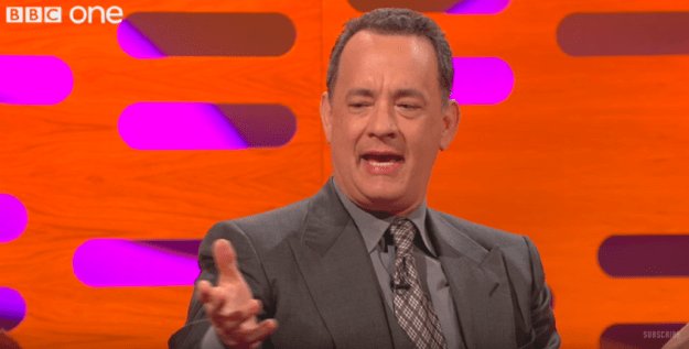 """""""[Disney] said, 'You don't want to do this,'"""" Hanks explained, referring to the bit roles Woody has to do between films. """"'So I said, 'Get my brother Jim, he'll do it.' So that's my brother Jim."""""""