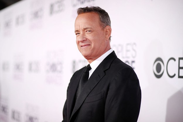You know how Tom Hanks is the voice of Woody in the franchise? Well, turns out he's not the ONLY actor lending his voice to that role...