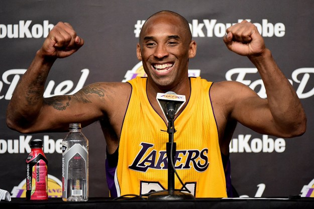 Now, over a year and a half later, Kobe is having his jersey retired on December 18th, which will make basketball fans feel old.