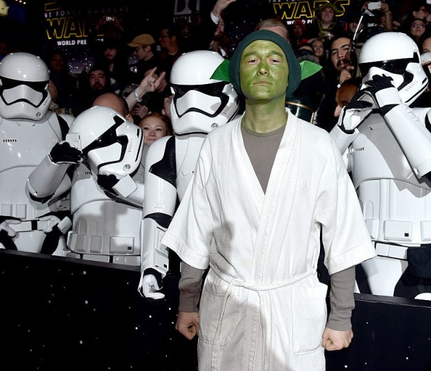 The only question left now is if Gordon-Levitt will have a cameo in Johnson's new Star Wars universe film trilogy?!