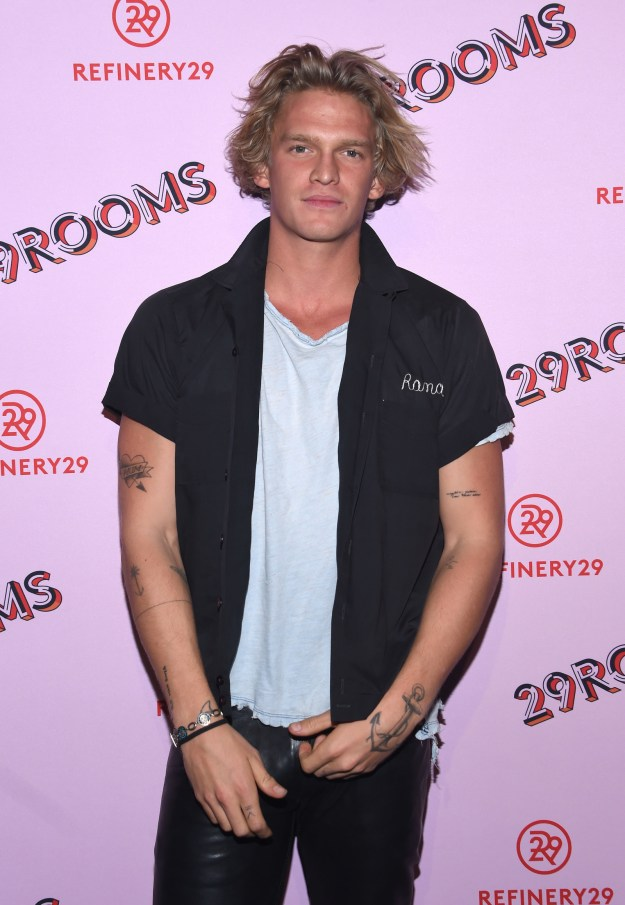 And Cody Simpson.