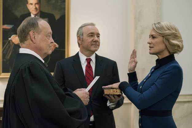 Netflix's House of Cards will officially continue filming its sixth season without Kevin Spacey starting in early 2018, chief content officer Ted Sarandos said on Monday, Dec. 4.