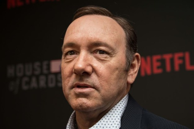 In October, actor Anthony Rapp accused Spacey of making a sexual advance on him when he was 14 and Spacey was 26. The original Netflix series then suspended production on Season 6.