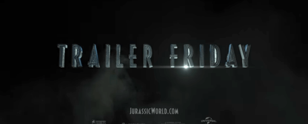 I guess we're going to find out soon because the first full-length trailer will drop on Friday if you can wait that long, which I definitely can't.
