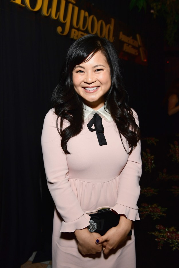 Kelly Marie Tran is an actress starring in the upcoming Star Wars film, The Last Jedi.