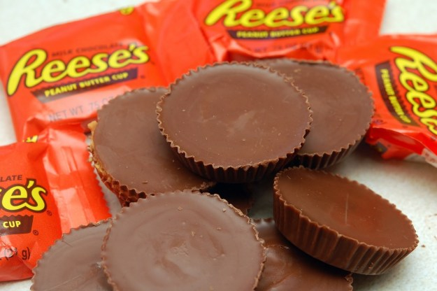 They share a name with the world's greatest ~CHOCOLATE~ sweet, Reese's Peanut Butter Cups, so... Why? WHY???