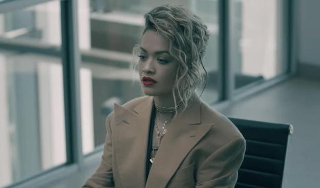 """Your Song"" by Rita Ora"