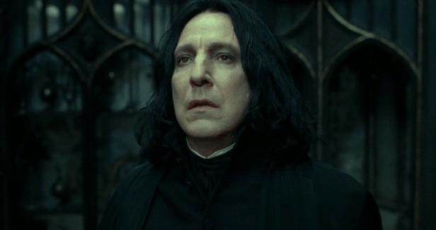 RIP Snape. <3