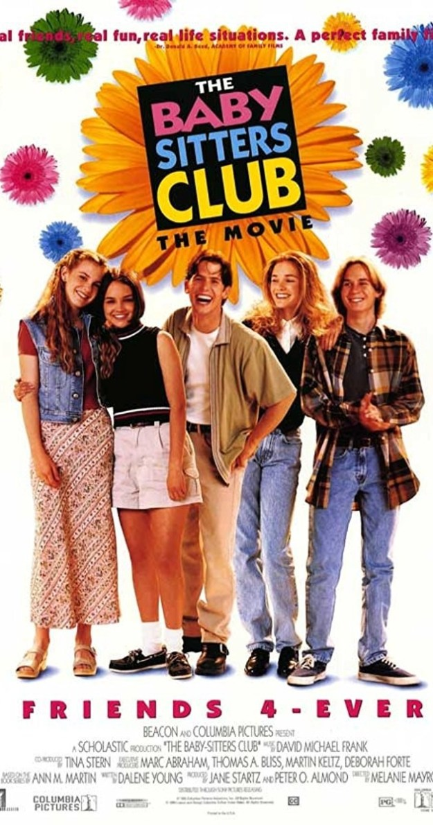 If you're a child of the '90s, there's a good chance you read Baby-Sitters Club books or watched the eventual TV show and movie adaptations of them.