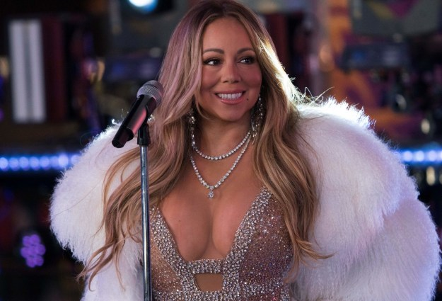 So, as you probably already know, Mariah Carey made her triumphant return to Dick Clark's New Year's Rockin' Eve on New Years Eve, after having a less than stellar performance in 2016.