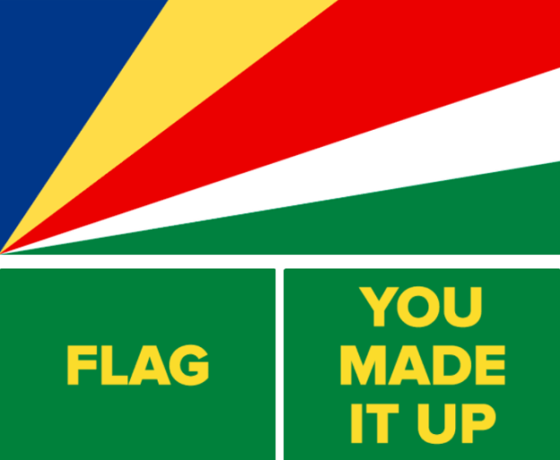 Is This A Flag Or Did I Just Totally Make It Up?