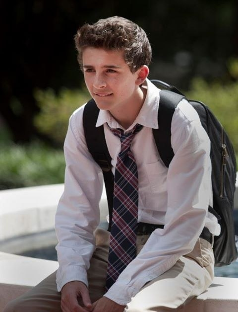 You remember Finn Walden right? It's this kid:
