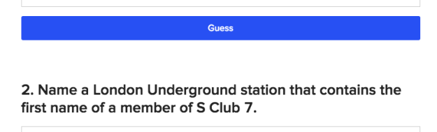 The Hardest And Most Annoying London Underground Trivia Quiz You'll Take Today