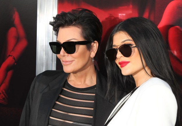 "After calming Kylie down, Kris told viewers that she often feels sorry for her daughter, explaining, ""I really feel bad for Kylie because there's always somebody that's trying to exploit a certain situation."""
