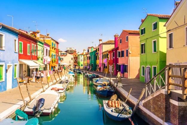 4. Burano, die 100x bessere Alternative zu Venedig: