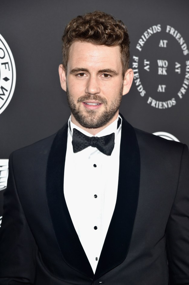 If you woke up this morning craving a truly random celebrity story, you've come to the right place. So, remember Nick Viall — Bachelor star and twice-rejected former Bachelorette finalist?