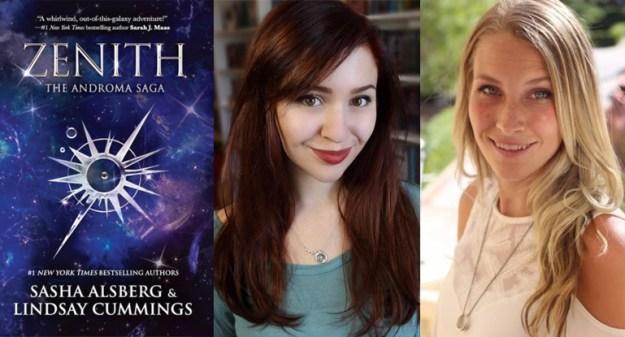 Zenith by Sasha Alsberg and Lindsay Cummings