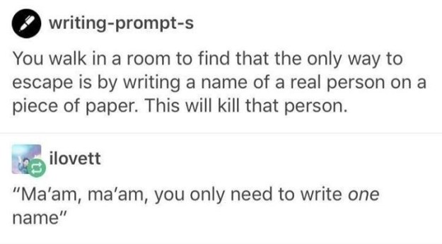 The story of the overenthusiastic Death Note owner.