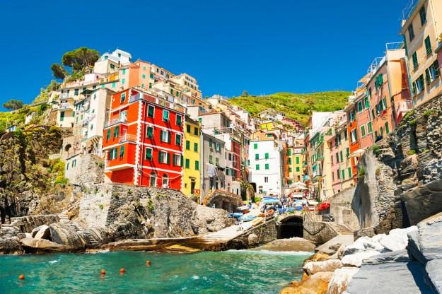 6. Die 5 Küstenstädte von Cinque Terre in Italien: