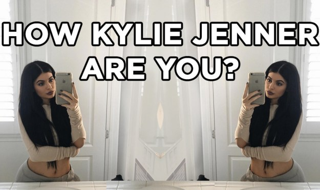 How Kylie Jenner Are You?